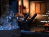 中国3D动画的希望:3D动画短片《入学考试》